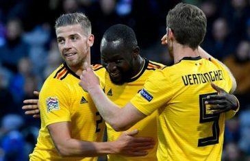 คลิปไฮไลท์ฟุตบอลยูฟ่า เนชันส์ ลีก ไอซ์แลนด์ 0-3 เบลเยี่ยม Iceland 0-3 Belgium