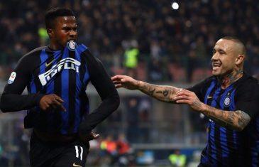 คลิปไฮไลท์เซเรีย อา อินเตอร์ มิลาน 3-0 ฟรอซิโนเน่ Inter 3-0 Frosinone