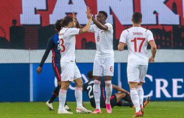 คลิปไฮไลท์กระชับมิตรทีมชาติ สวิตเซอร์แลนด์ 2-1 อเมริกา Switzerland 2-1 USA